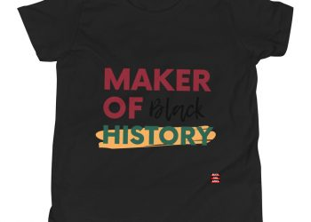 Maker of Black History Youth Tee