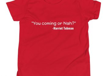 Baby Revolutionary - You Coming or Nah Kids' Tee