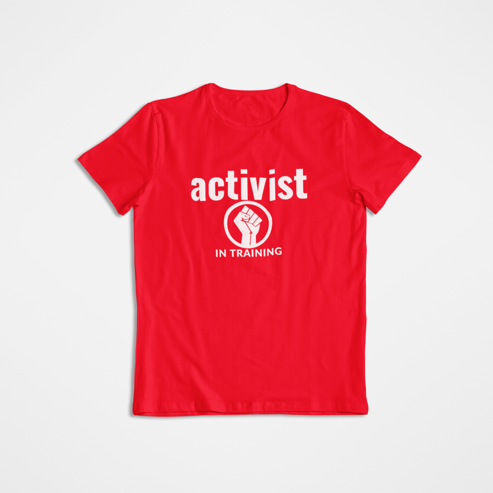 Activist In Training Youth Tee