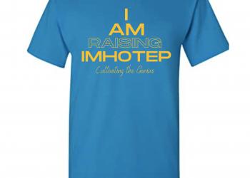 I Am Raising Imhotep